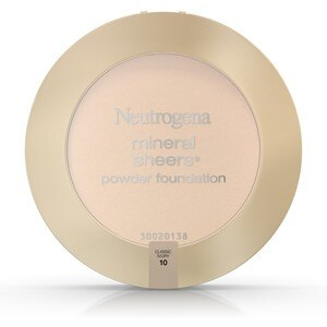Neutrogena Mineral Sheers Powder Foundation, 10 Classic Ivory