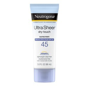 Neutrogena Ultra Sheer Dry-Touch Sunblock Spf 45