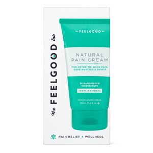 The Feel Good Lab Natural Pain Cream, 3.4OZ