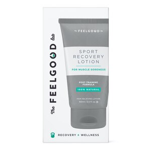 The Feel Good Lab Sport Recovery Lotion, 3.4OZ