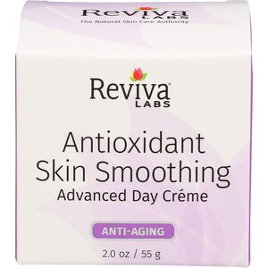 Reviva Labs Organic Day Cream Antioxidant and Texturizing, 2 OZ