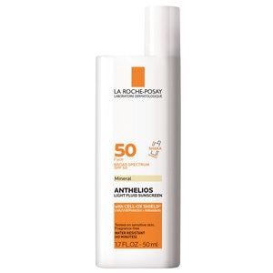 La Roche-Posay Anthelios Mineral Face Sunscreen Ultra-Light SPF 50