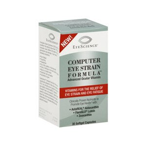 EyeScience Computer Eye Strain Formula