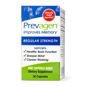 Prevagen Improves Memory Regular Strength 10mg, 30CT