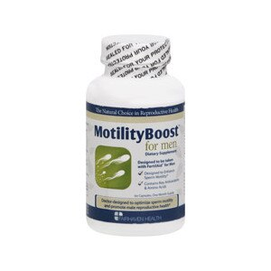 Fairhaven Health MotilityBoost for Men Dietary Supplement