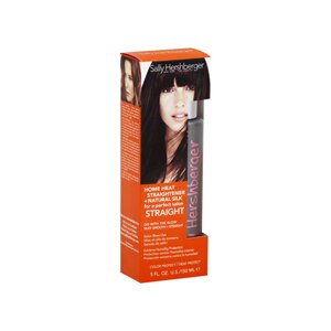 Sally Hershberger Go With The Blow Home Heat Straightener + Natural Silk