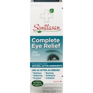 Similasan Complete Relief, 0.33 OZ