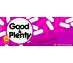 Good & Plenty Soft & Chewy Licorice Candy