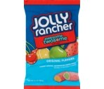 Jolly Rancher Awesome Twosome Chews Watermelon Green Apple & Cherry Orange