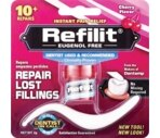 Refilit Repairs Lost Fillings, Cherry Flavor