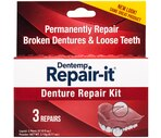 D.O.C. Emergency Denture Repair Kit