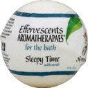 Effervescents Aromatherapaes Sleepy Time Bath Balls 8 Pack