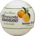 Effervescents Aromatherapaes Immune Boost Bath Ball 8 Pack