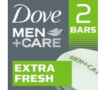 Dove Men + Care Body and Face Bars Extra Fresh