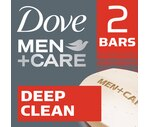 Dove Men + Care Body and Face Bars Deep Clean