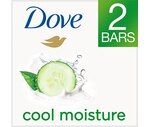 Dove Go Fresh Cool Moisture Beauty Bars