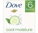 Dove Cool Moisture Beauty Bars
