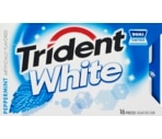 Trident White Peppermint Gum