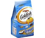 Pepperidge Farm Baked Goldfish S'mores Adventures Graham Snacks
