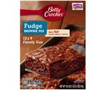 Betty Crocker Fudge Brownies Traditional Chewy