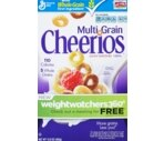 Cheerios MultiGrain Cereal