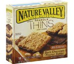 Nature Valley Granola Thins Dark Chocolate Peanut Butter