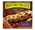 Nature Valley Trail Mix Bars Fruit & Nut