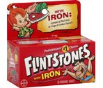 Flintstones Chewable Tablets Plus Iron