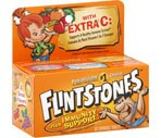 Flintstones Chewable Tablets Plus Immunity Support