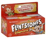 Flintstones Chewable Tablets Complete