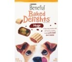 Purina Beneful Baked Delights Dog Snacks, Hugs