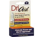 Physicians Prefer Dri Aid Invisible Application