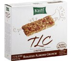 Kashi Tlc All Natural Crunchy Granola Bars Roasted Almond Crunch