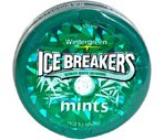 Ice Breakers Mints Wintergreen
