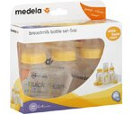 Medela Slow Flow Breastmilk Bottle Set 0-4 Months