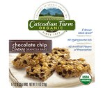 Cascadian Farm Organic Chocolate Chip Chewy Granola Bars 6-Pack