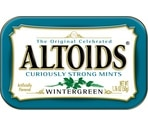 Altoids Wintergreen Mints