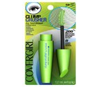 CoverGirl Clump Crusher by Lashblast Water Resistant Mascara, Black 830
