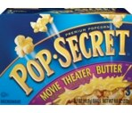 Pop-Secret Movie Theater Butter Popcorn