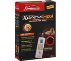 Sunbeam XpressHeat Heating Pad XL