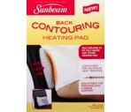 Sunbeam Back Contouring Heating Pad