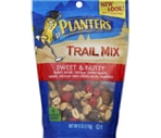 Planters Trail Mix Sweet & Nutty