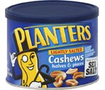 Planters Lightly Salted Halves And Pieces Cashews