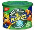 Planters Nut-Rition Cashews, Almonds And Macadamias