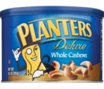 Planters Whole Cashews
