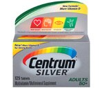 Centrum Silver Multivitamin/Multimineral Supplement for Adults 50+