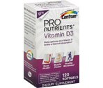 Centrum Pro Nutrients Vitamin D3 Softgels