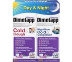 Children's Dimetapp Cold & Cough Day/Night Pack Grape Flavor