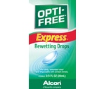 Alcon Opti-Free Express Rewetting Drops