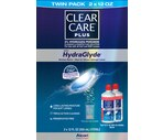 Clear Care Plus With HydraGlide Solution 2X, 12 OZ